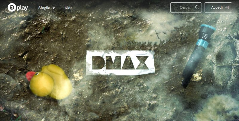 Dmax Streaming